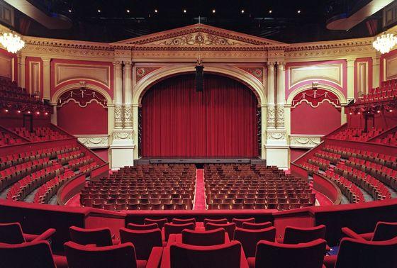 Koninklijk theater Carré, Amsterdam - Holland