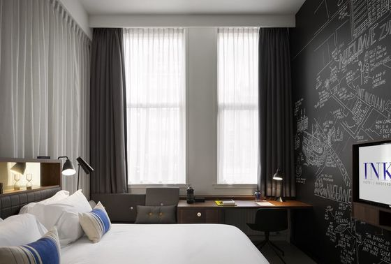 INK hotel, Amsterdam - Holland
