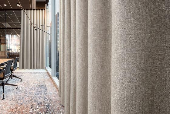 Três novos e elegantes tecidos para cortinas