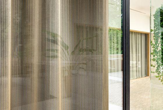 Vescom completa su colección de telas para cortinas transparentes