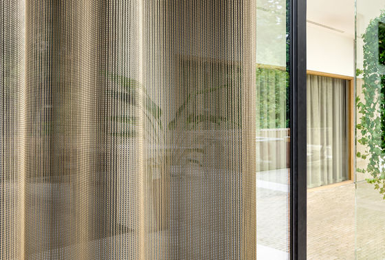 Vescom completes the curtain fabric collection