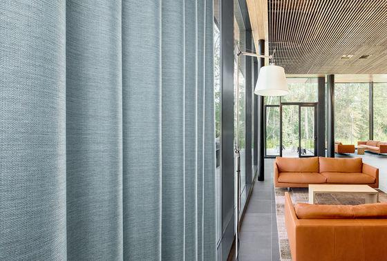 Telas para cortinas Vescom inspiradas en la naturaleza