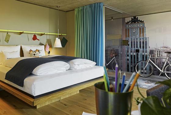 25hours Hotel Langstrasse, Zürich - Switzerland