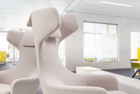 Vescom introduceert 6 nieuwe meubelstoffen