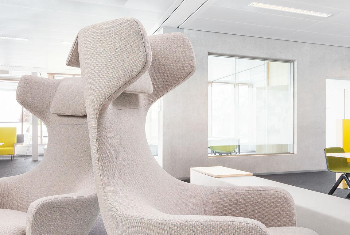 Vescom presenta seis nuevas telas para tapicería