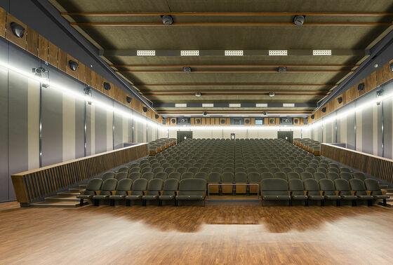 Anteo Palazzo del Cinema / Anteo Citylife, Milan - Italy