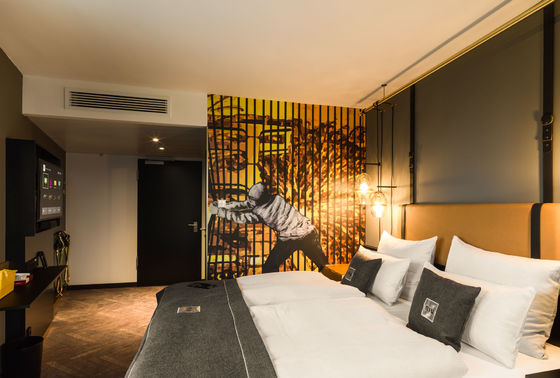 niu Hotel Cobbles, Essen - Germany