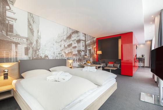 Derag Livinghotel, Frankfurt - Germany