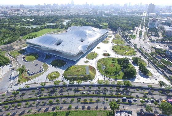 National Kaohsiung Centre for the Arts, Kaoshiung - Taiwan