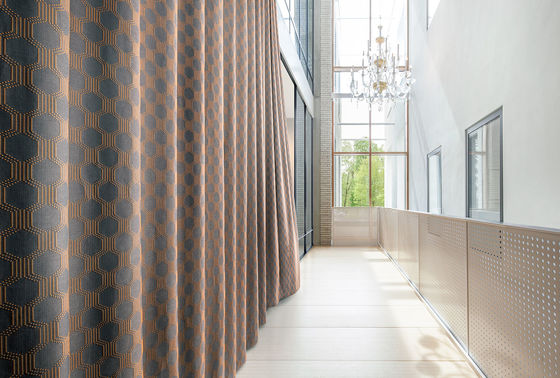 Vescom introduces collection curtain fabrics in the US