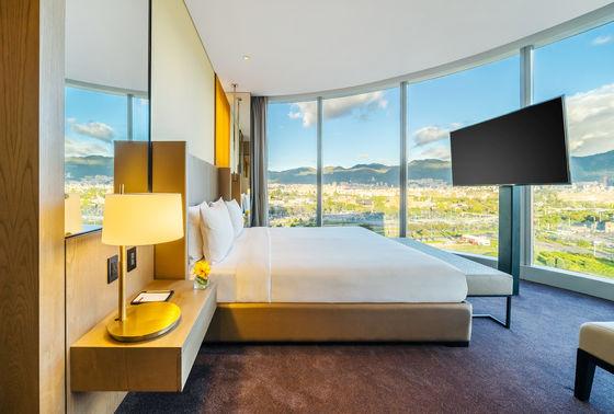 Hotel Grand Hyatt, Bogotá - Colombia