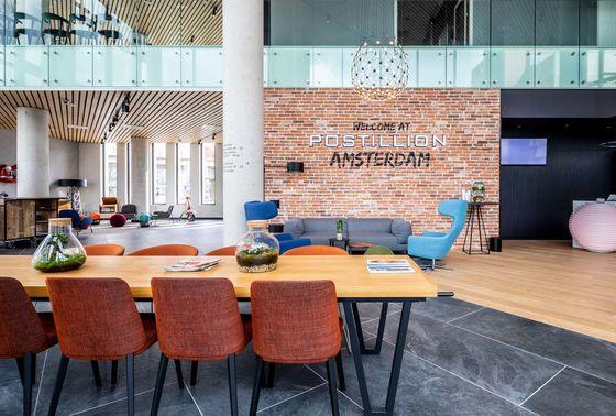 Postillion Hotel & Convention Centre Amsterdam - Holland