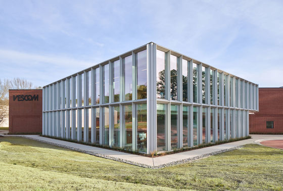 Vescom America's new HQ reflects the company's rapid expansion