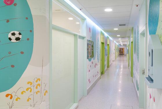 Hospital Infantil Niño Jesús, Madrid - Spain