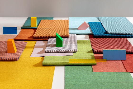 Colourful and ultra-durable upholstery fabrics