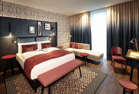 Hotel Indigo Berlin - East Side Gallery - Germany