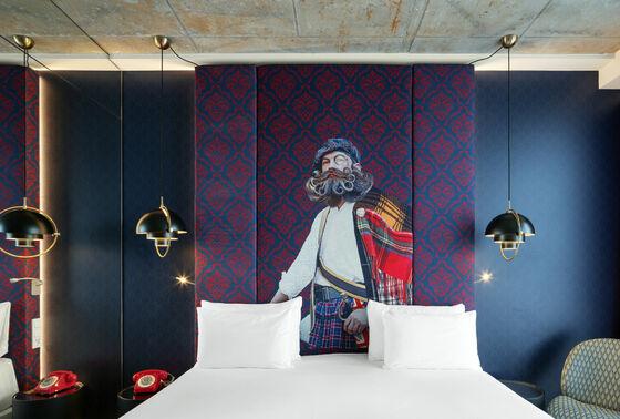 Hotel nhow Amsterdam RAI - Holland