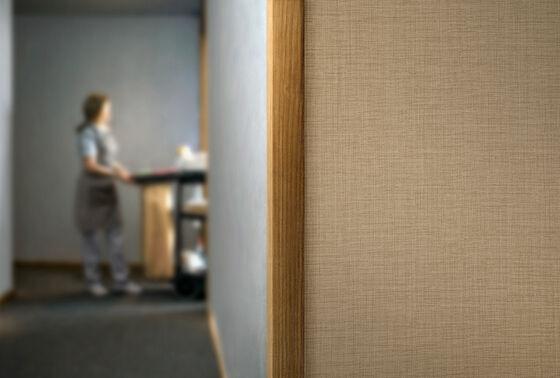 Vescom Protect : excellente résistance aux agents nettoyants et désinfectants