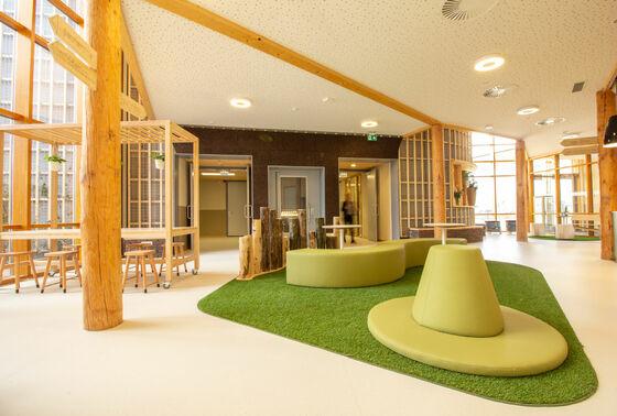 basisschool De Verwondering, Almere - Holland