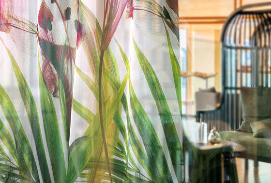 Les solutions Curtain+Print personnalisables de Vescom