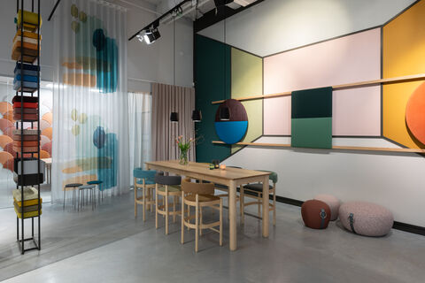 Stockholm showroom