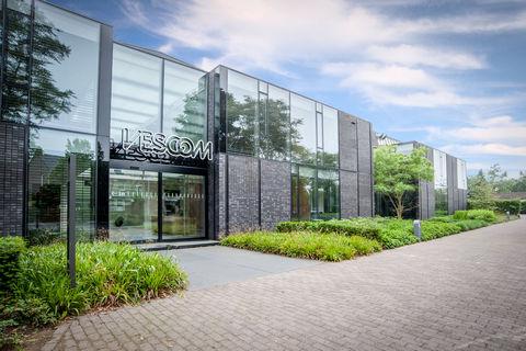 Vescom HQ entrance