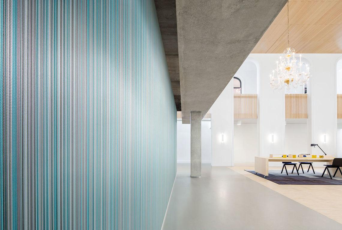 Vescom wallcovering design Trinity