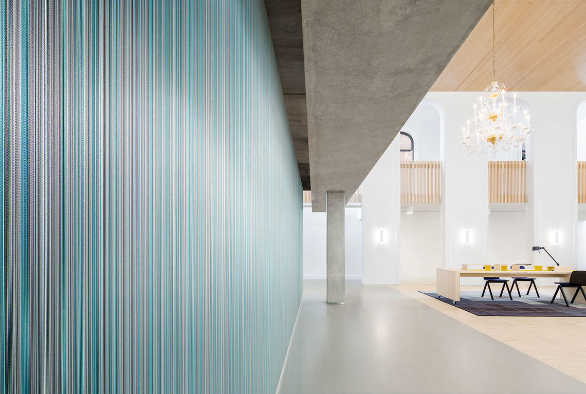 Vescom wallcovering design Trinity