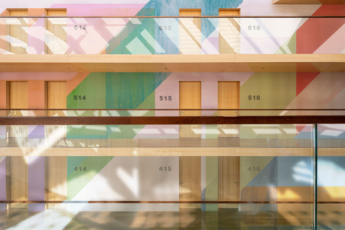 Project Mondrian Doha - Qatar