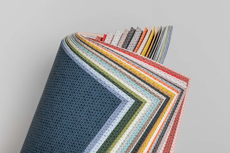 Vescom - vinyl upholstery - Arrow