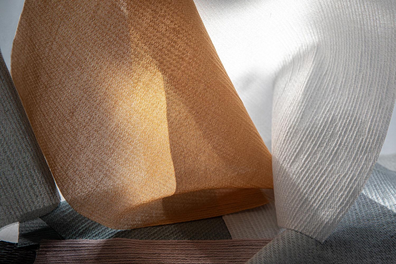 transparent acoustic fabrics Tinos