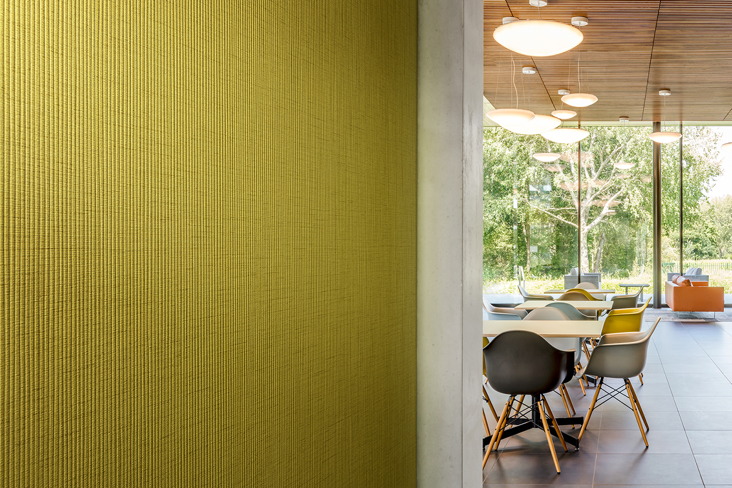 vinyl wallcovering design Onari