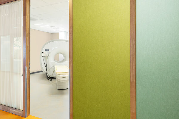 Vescom - wallcovering - Vescom Protect design Albert in hospital
