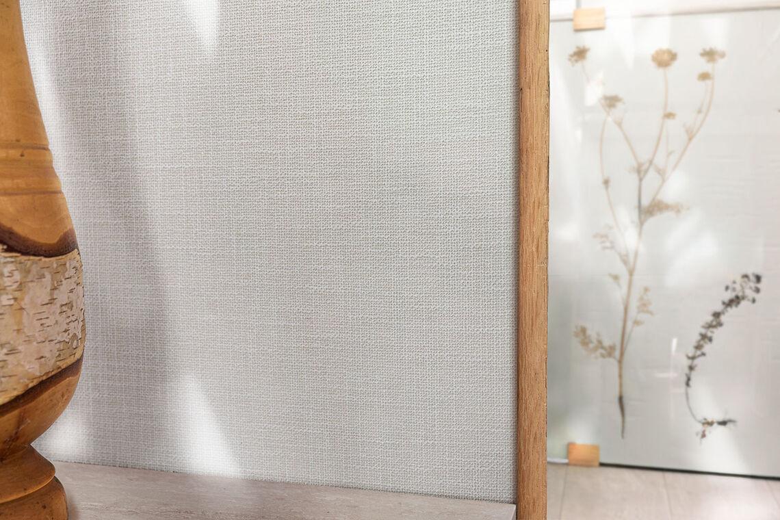 Textile wallcovering design Ethnic Lino