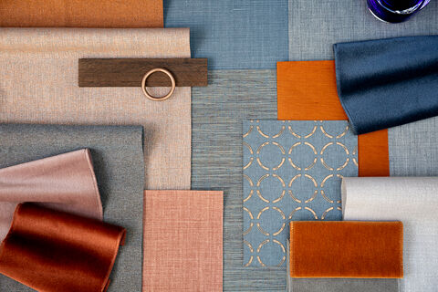 materials for high-end hospitality and homes