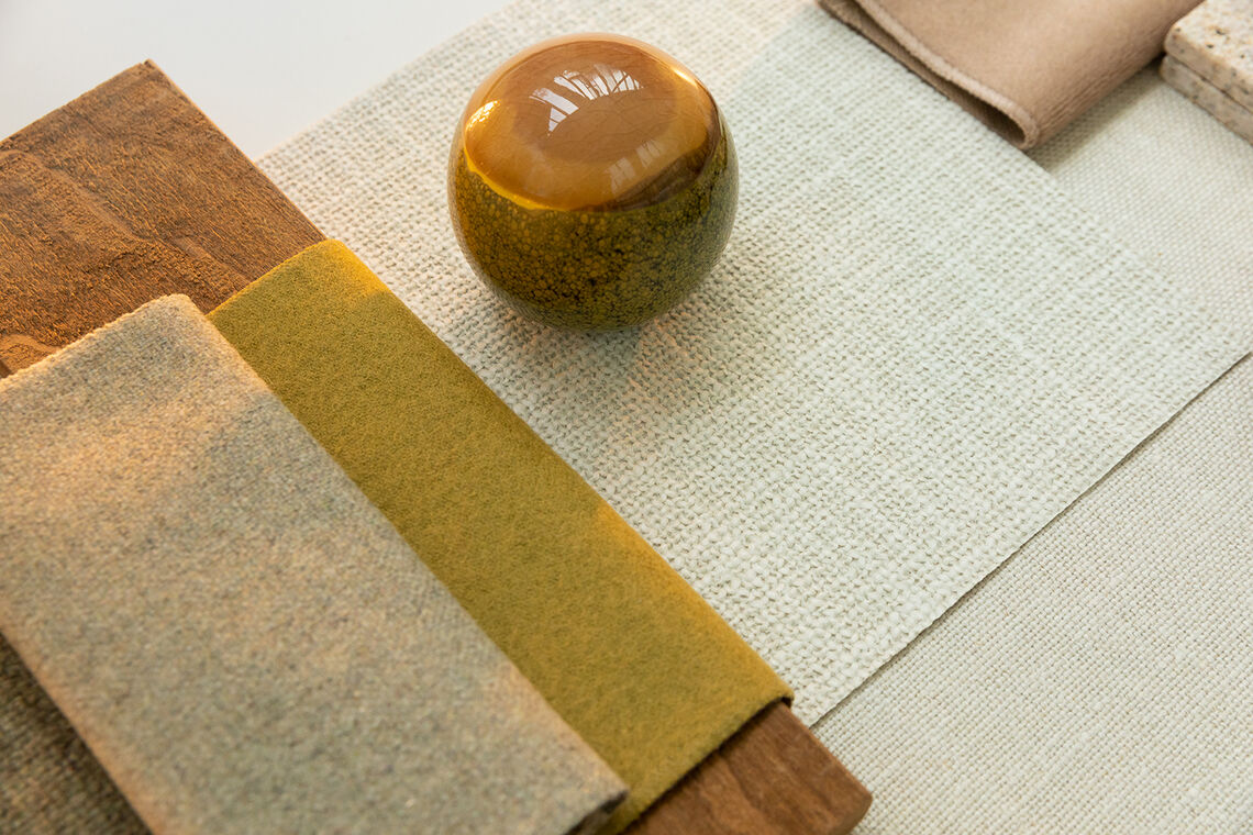 materials for an all-natural interior 2