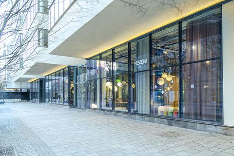 Vescom showroom Stockholm