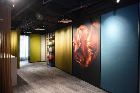 Vescom Shanghai showroom