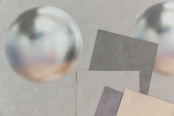 gray vinyl wallcovering samples