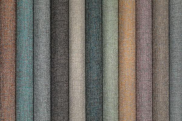 calming pastel palette of curtain fabric Ellis