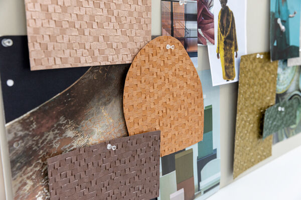 vinyl wallcovering design Shannon