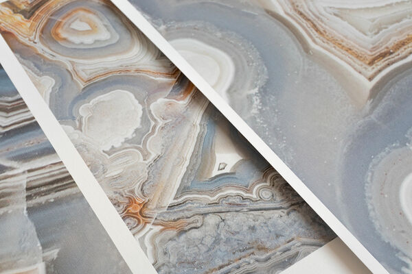 samples of customized digital printed wallcovering